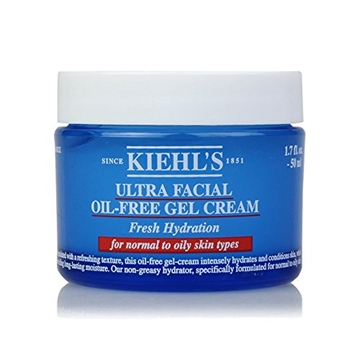 Kiehls Ultra Facial Oil Free Gel Cream 50ml For Normal To Oily Skin Types
