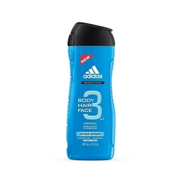 Adidas Shower 3in1 400ml After Sport