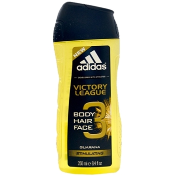 Adidas Shower 250ml 3in1 Victory League