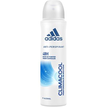 Adidas Bodyspray 150ml Woman 48H Climacool