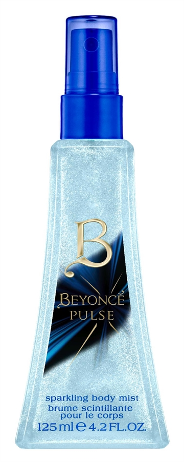 Beyonce Pulse Sparkling Body Mist Spray 125ml