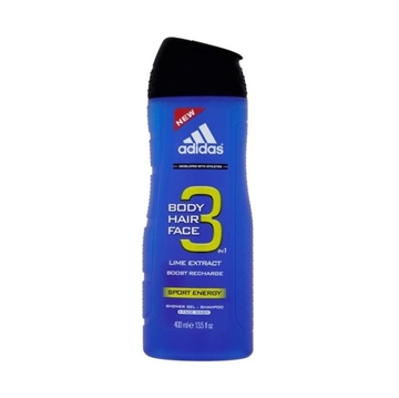 Adidas Shower Gel – Sport Energy Men 400ml