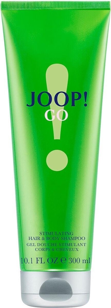 Joop! Go Stimulating Hair & Body Shampoo 300ml