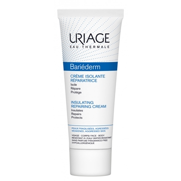 Uriage Bariederm Insulating Repairing Cream 75ml