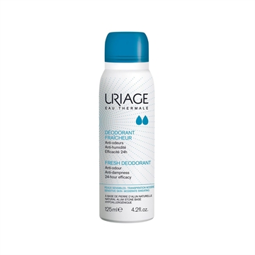 Uriage Fresh Deodorant 125ml