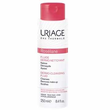 Uriage Roseliane Fluide Nettoyant Cleansing Lotion 250ml