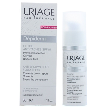 Uriage Dépiderm Anti-Brown Spot Fluid SPF15 30ml