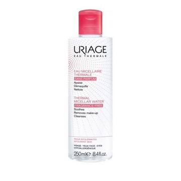 Uriage Thermal Micellar Water - Fragrance Free 250ml Intollerant Skin