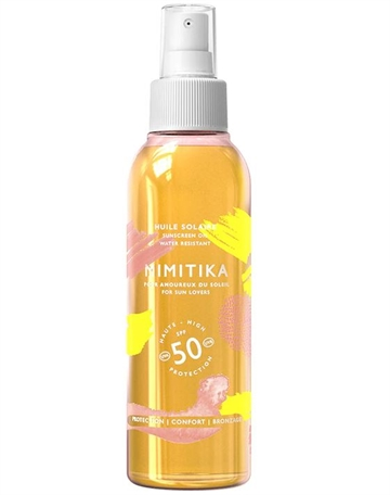 Mimitika Sunscreen Protecting Body Oil SPF50 150ml