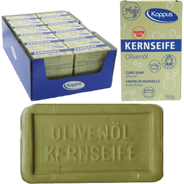 Soap Kappus Kernseife Olive Oil 150G