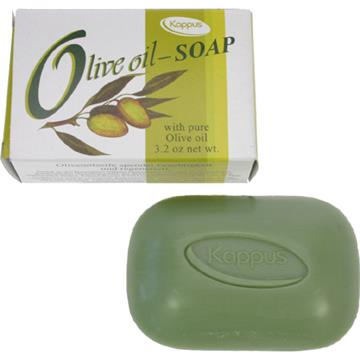 Soap Kappus Olive 100g in Coloured Box