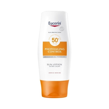 Eucerin Sun Protection sun lotion 150 ml Factor 50 anti-age