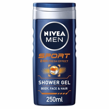 Nivea Men Shower Gel Sport 250ml