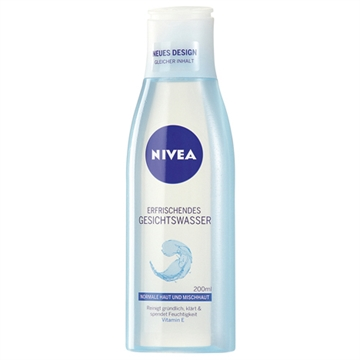 Nivea Visage Face Water W/Alcohol 200ml