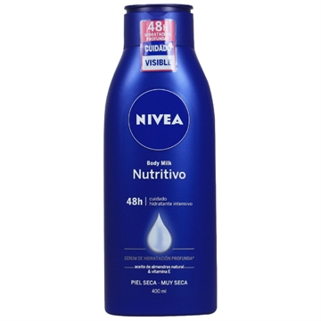 Nivea Body Milk 400ml Nutritive