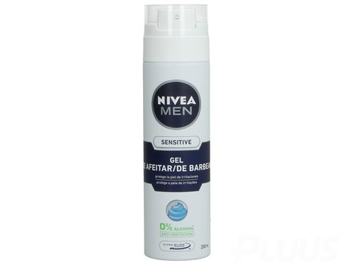 Nivea Shaving Gel Active Energy 200ml