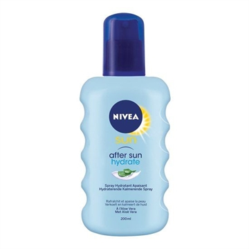 Nivea Sun after sun spray 200ml Extreme freshness