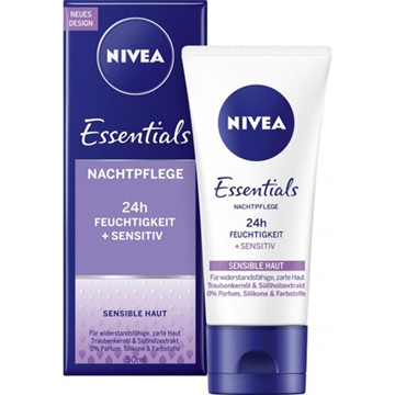 Nivea Visage Night Cream sensitive 50ml