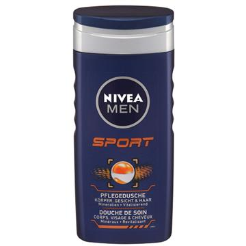 Nivea Shower 250ml Sport for Men