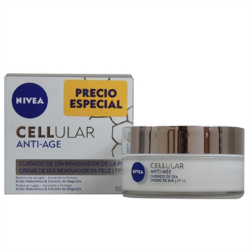 Nivea moisturizing cream anti-age cellular 50 ml Day