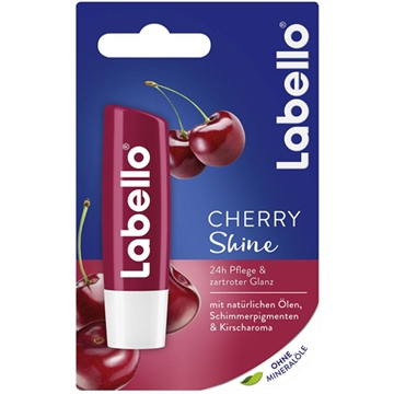 Labello Lip Balm 4.8ml  Shine Cherry