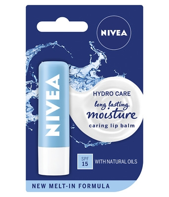 Nivea Lip Hydro Care 4.8Gm