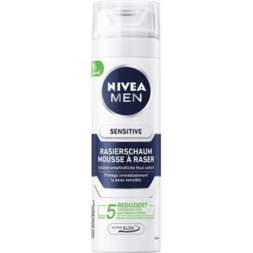 Nivea Shaving Foam 200ml Sensitive