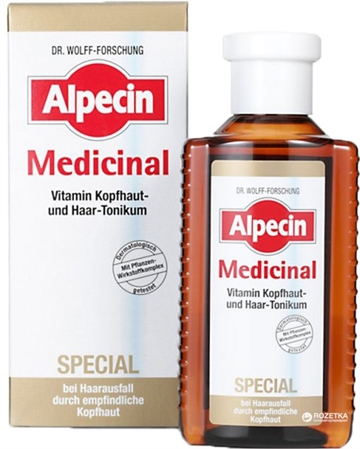 Alpecin Medicinal Special Tonic Against Hair Loss for Sensitive Scalp 200ml
