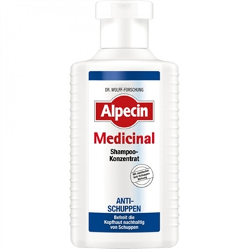 Alpecin Medicinal Concentrated Shampoo Against Dandruff 200ml