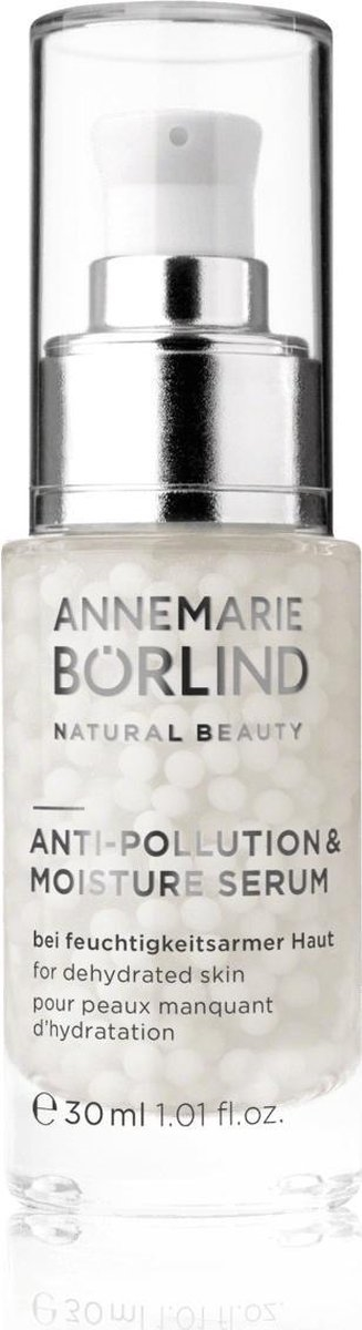 Annemarie Borlind Anti-Pollution & Moisture Serum 30ml