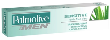 PALMOLIVE CREAM SENSITIVE SHAVING 100ML