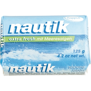 Soap Kappus Nautical 125G With Seaweed