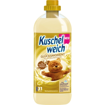 Kuschelweich softener 1l Moment of happiness