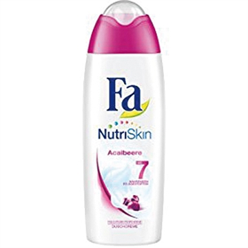 Fa Shower 250ml Nutriskin Acaibeere
