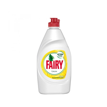 Fairy Dishwasher Liquid Lemon 450ml