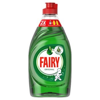Fairy Wash Up Liquid Original 383ml
