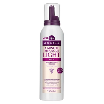 AUSSIE Mega 3 Minute Miracle Light 150 ML