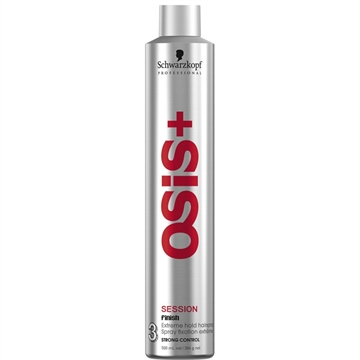 OSIS+ Session Finish Extreme Hold Hairspray 500ML