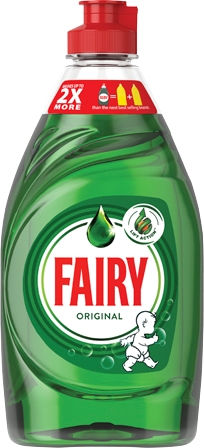 Fairy Dishwasher Liquid 780 ml Original