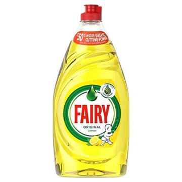 Fairy Liquid Lemon 780ml