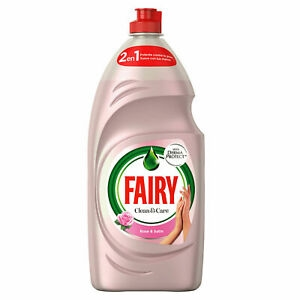Fairy Liquid Rose&Satin 820ml