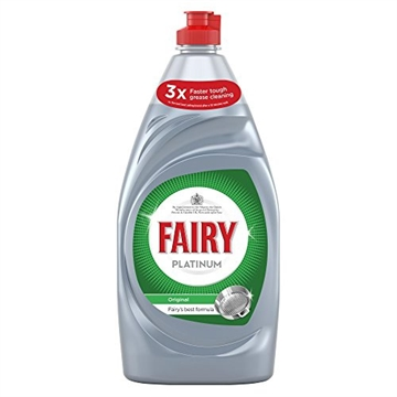 Fairy Platinum 820ml Washing Up Liquid Original