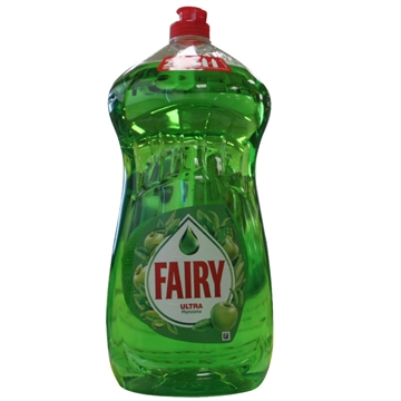 Fairy Dishwasher Liquid 820ml Ultra Apple