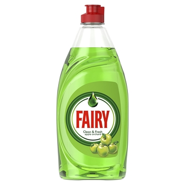 Fairy Wash Up Apple 520ml