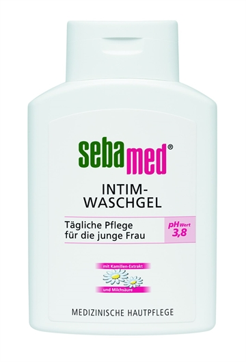 Sebamed intimate washinggel 200ml