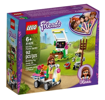 LEGO Friends Olivias blomsterhave 41425