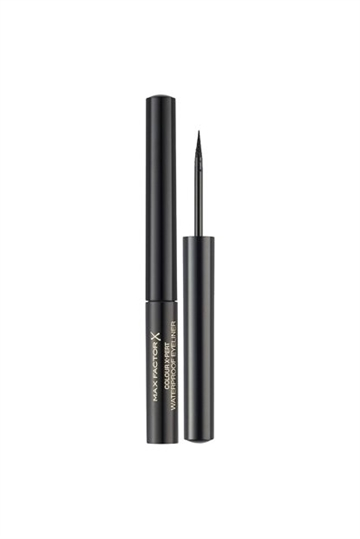 Max Factor Colour X-Pert Waterproof Eyeliner 1,7ml Nr.01 Deep Black