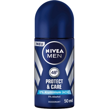 Nivea Deo Roll-On Men 50ml Protect Care