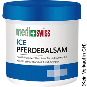 Medi+Swiss Horse Balm Ice 250ml