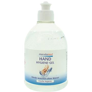 Marvita With Hygienic Gel 500ml Push-Pull Cap